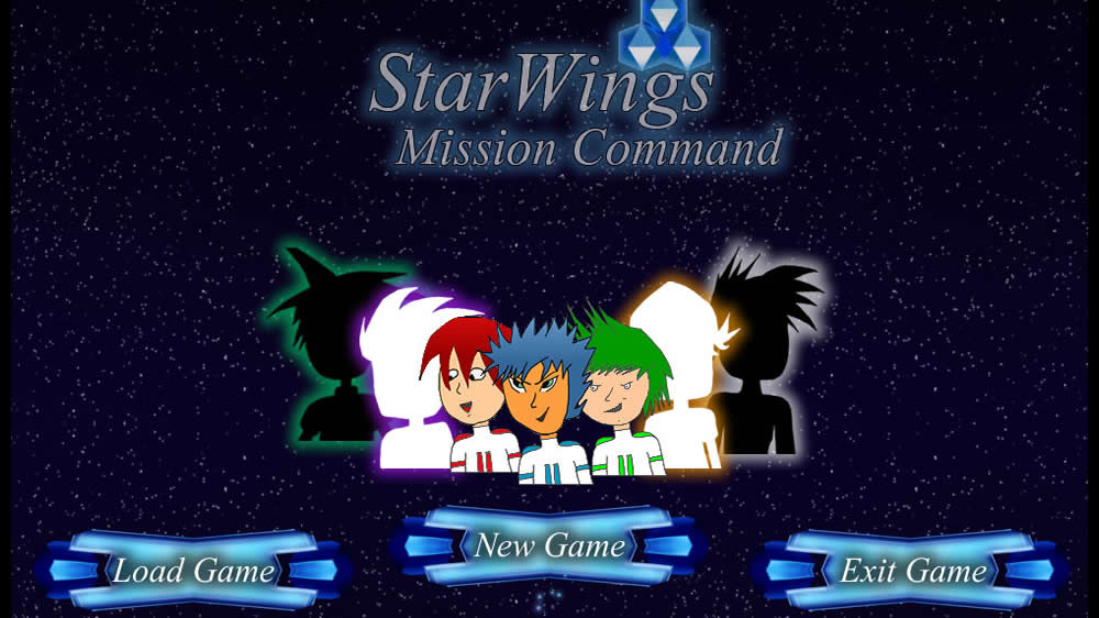 Bild från StarWings: Mission Command