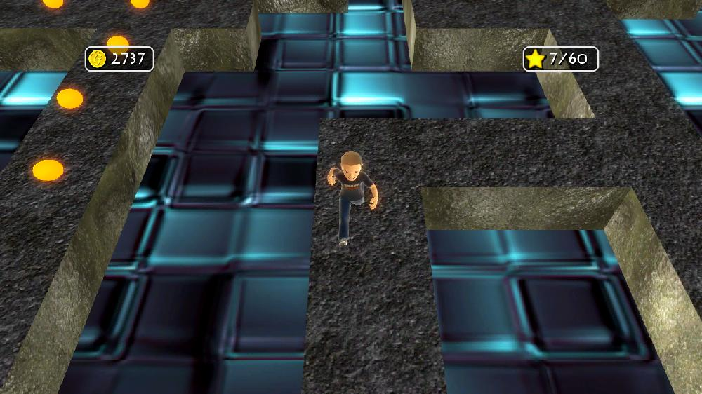 Image from Avatar Maze Game