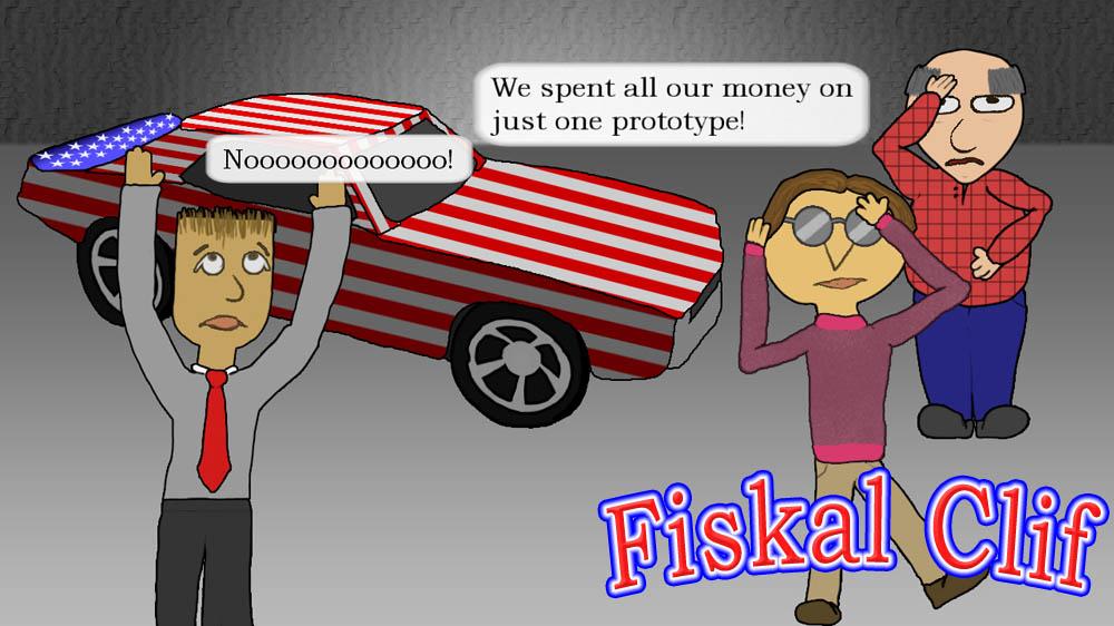 Imagen de Fiskal Clif