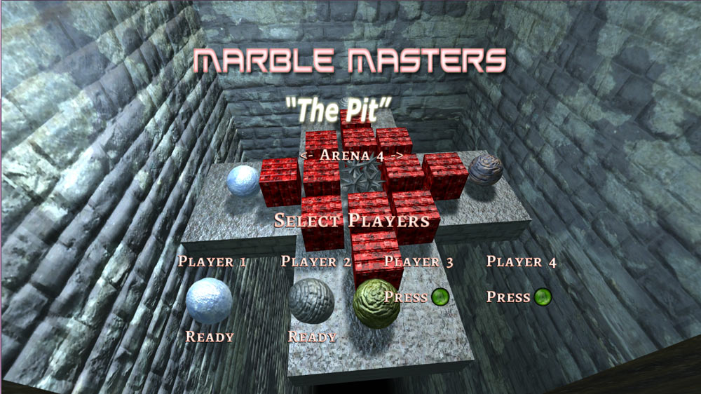 Image from Marble Masters: The Pit
