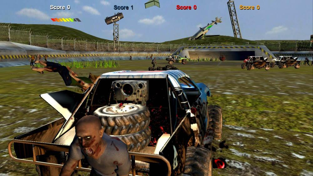 Image from Zombie Racer