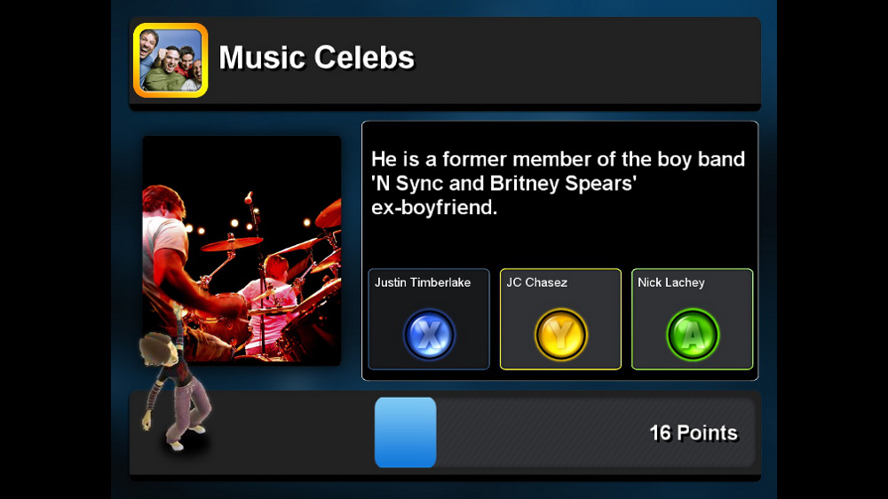 Image from Famous Celeb Quiz