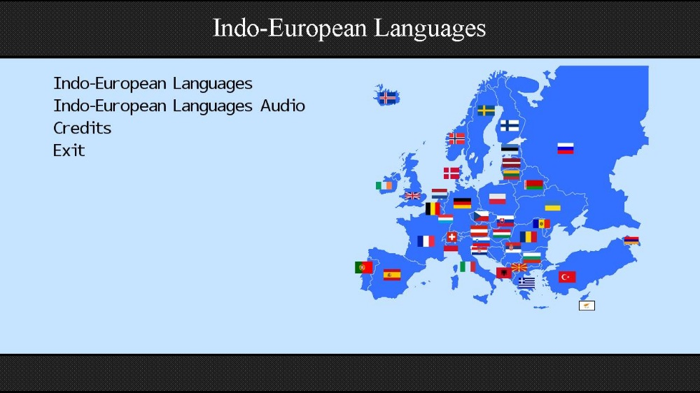 Image from Learn Indo European Language