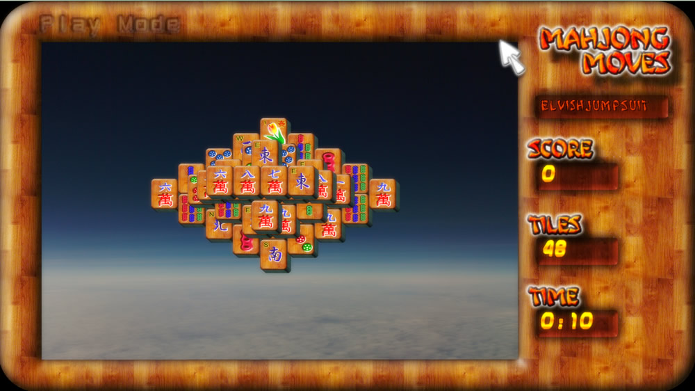 Image from Mahjong Moves
