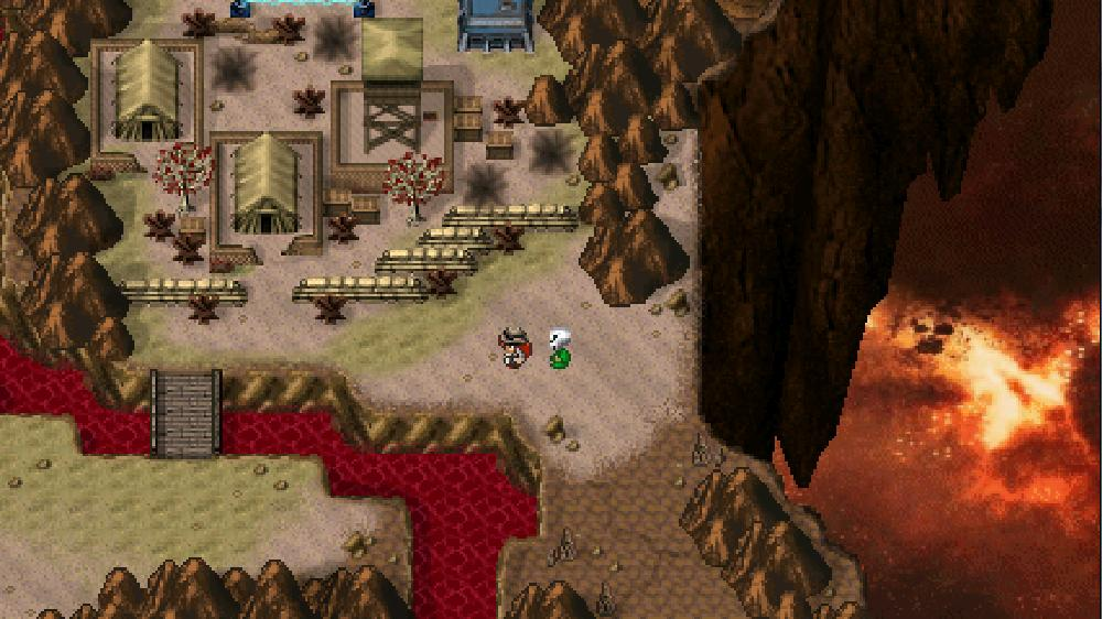 Image from Penny Arcade's Rain-Slick 4
