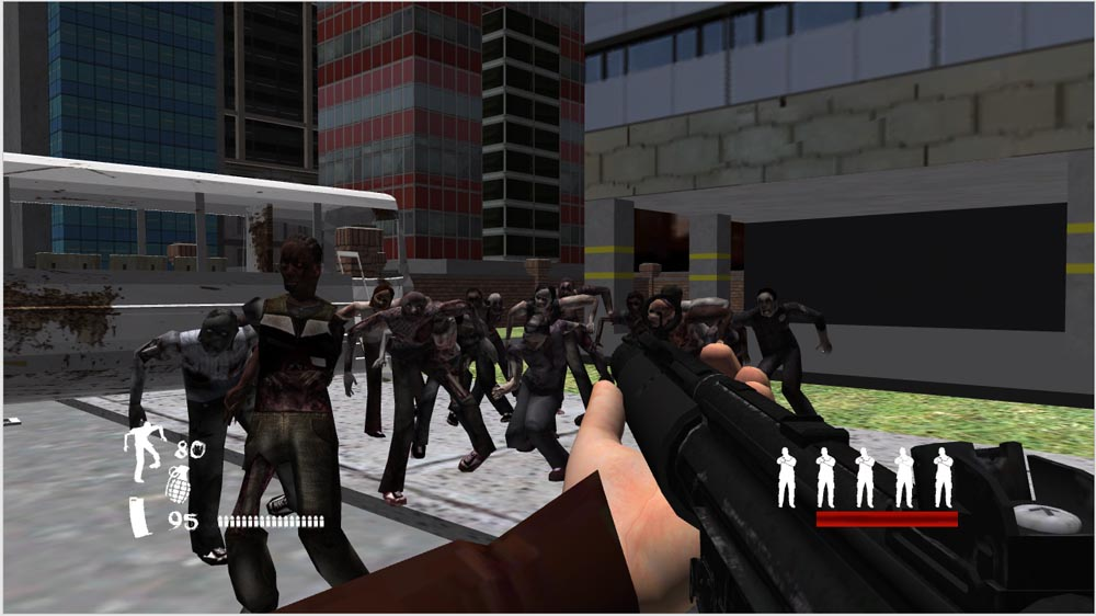 Imagen de The Co-Op Zombie Game