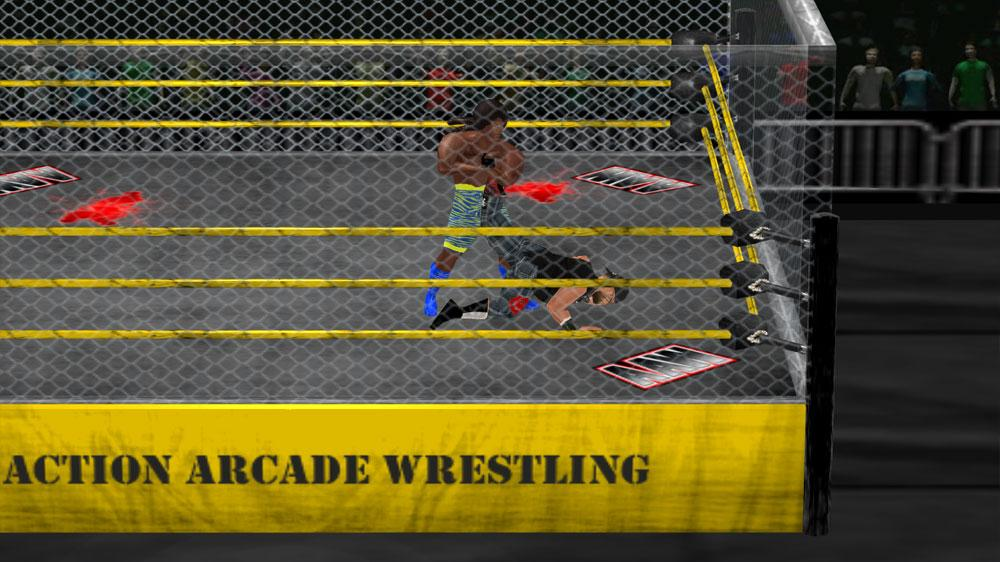 Image from Action Arcade Wrestling 2