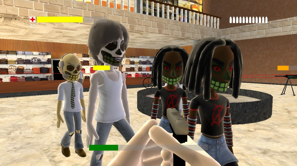 Imagen de The Shopping Dead
