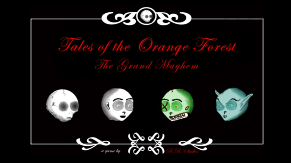 Image from Tales of The Orange Forest