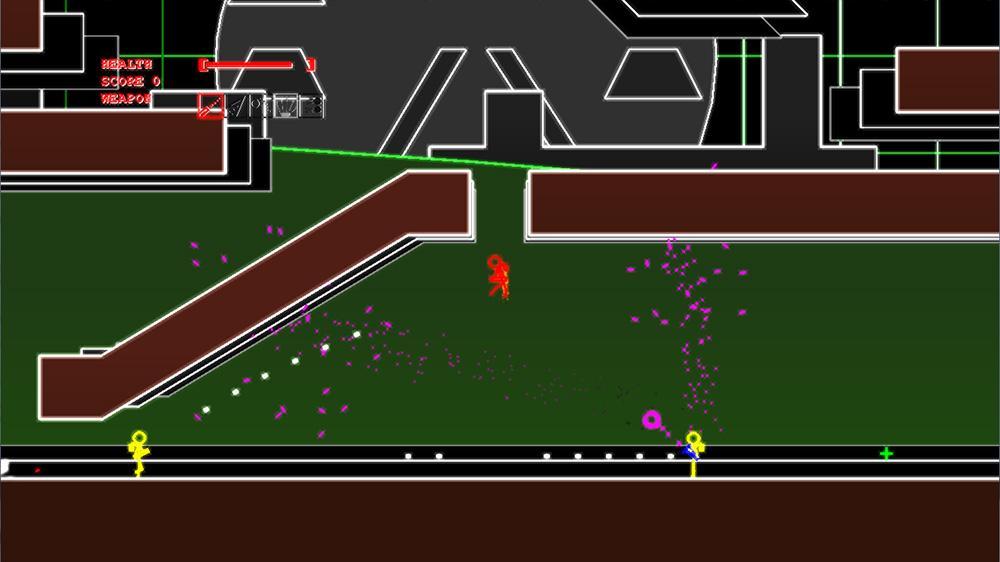 Imagen de Stick'EmUp Arena 2: jetpacks!