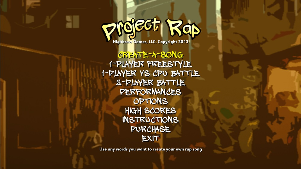 Image de Project Rap