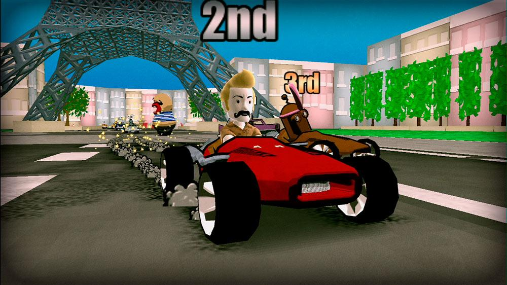 Image from Dirchie Kart 2