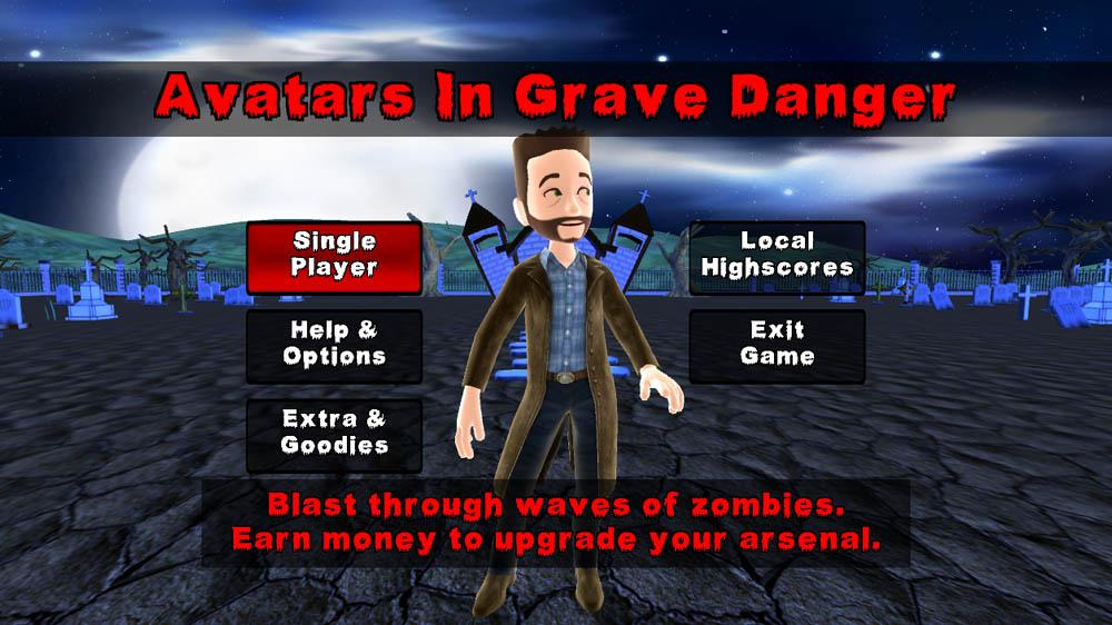 Image de Avatars In Grave Danger