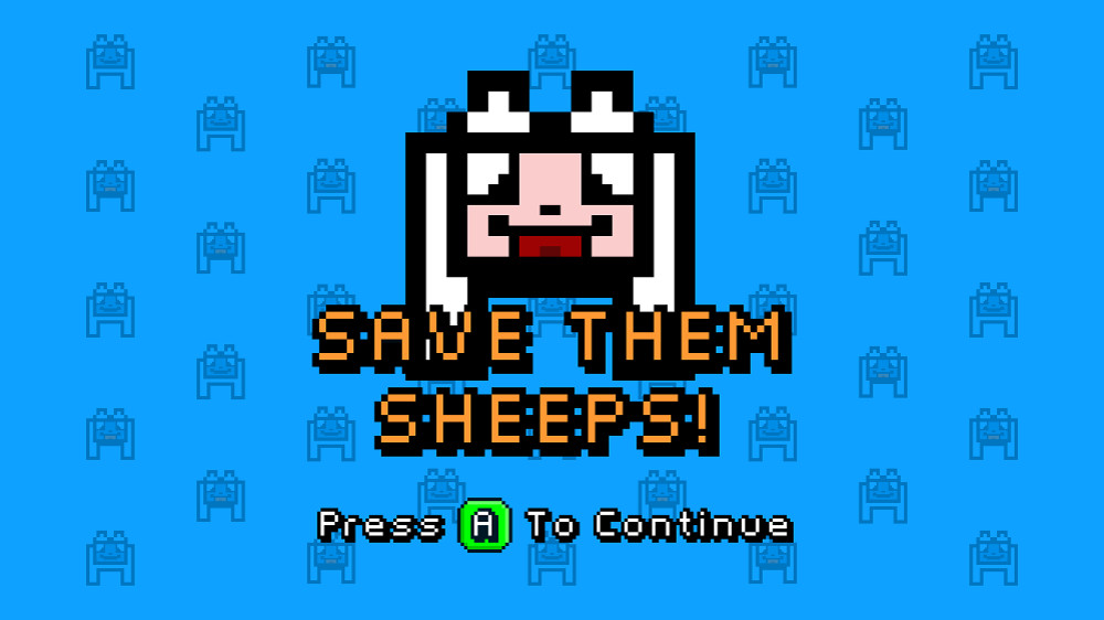 Image from Save Them Sheeps