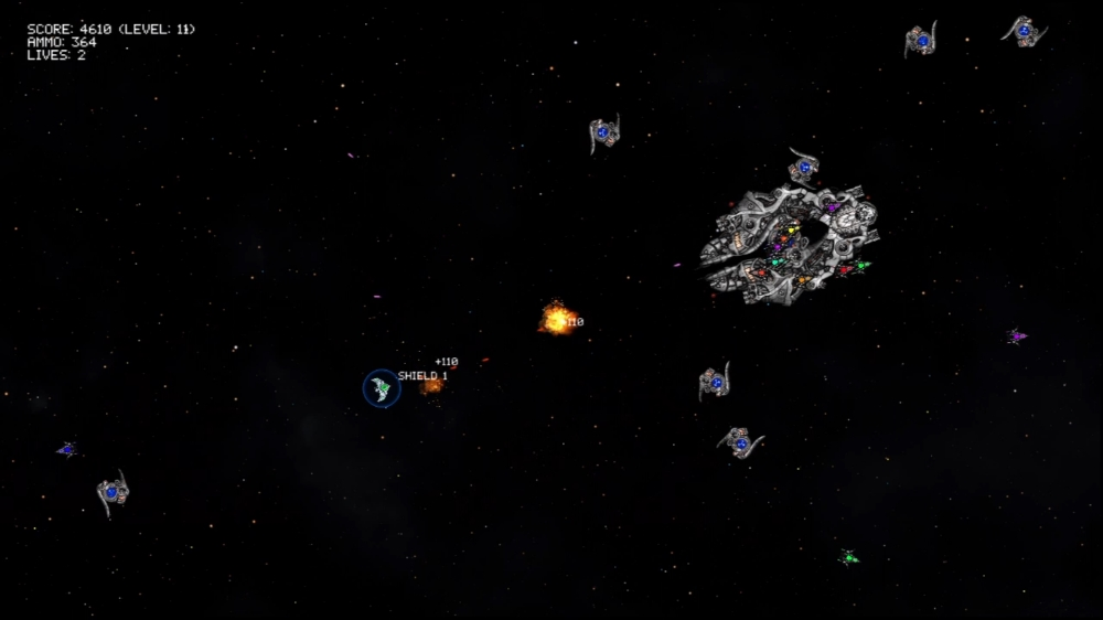 Image from Generic Space Shooter