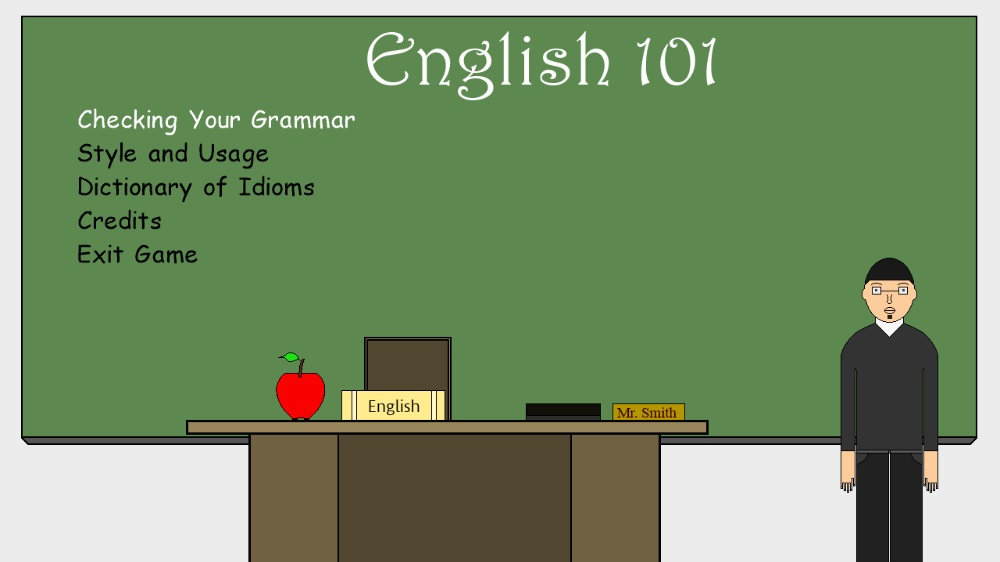 Image from English 101