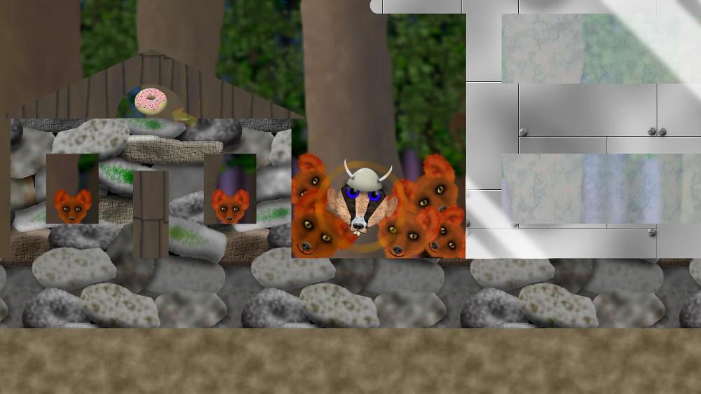 Imagen de Explodimals 3D