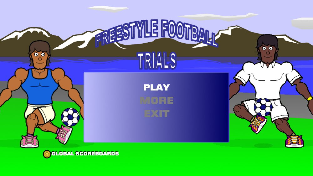 Imagen de Freestyle Football Trials