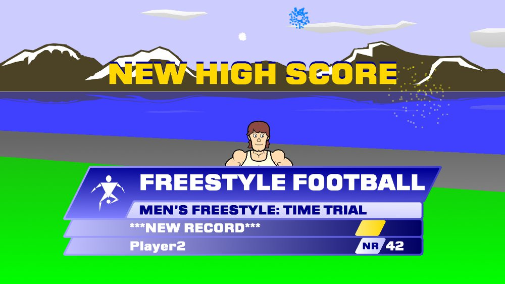 Image from Freestyle Football Trials