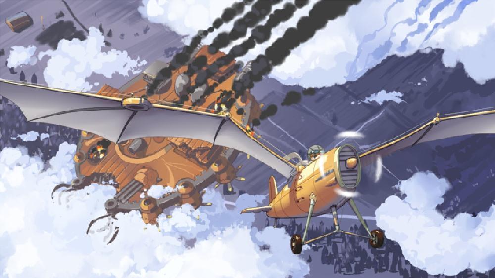 Imagen de Steam and Metal