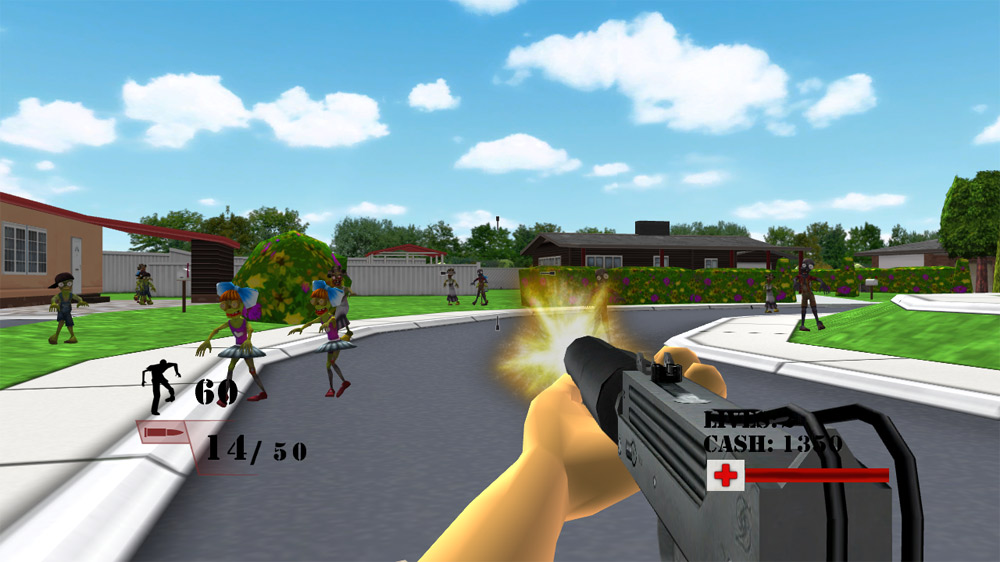 Image from Zombie Defense Squad