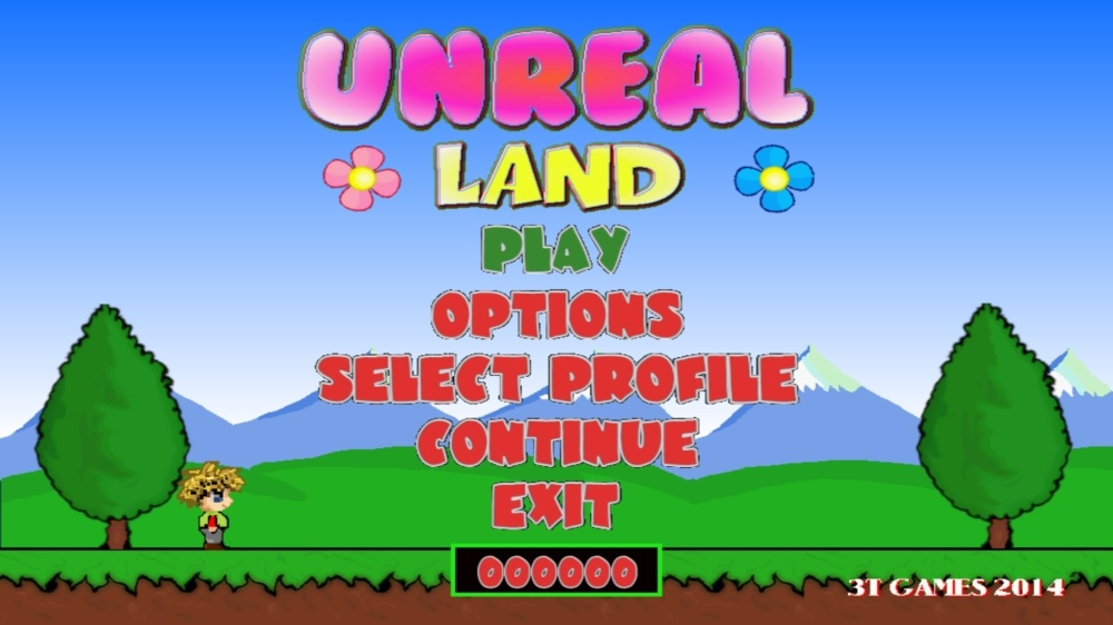 Image de Unreal Land