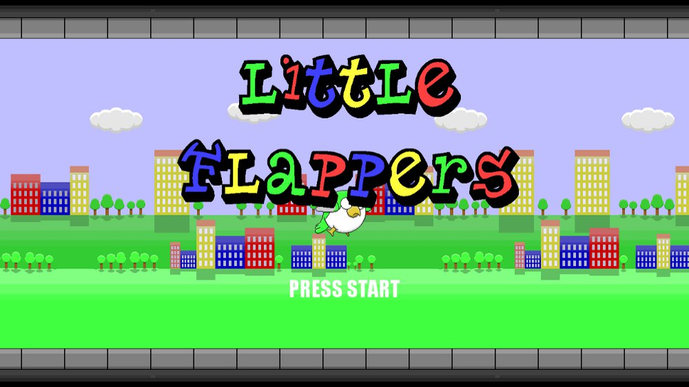 Image from Little Flappers