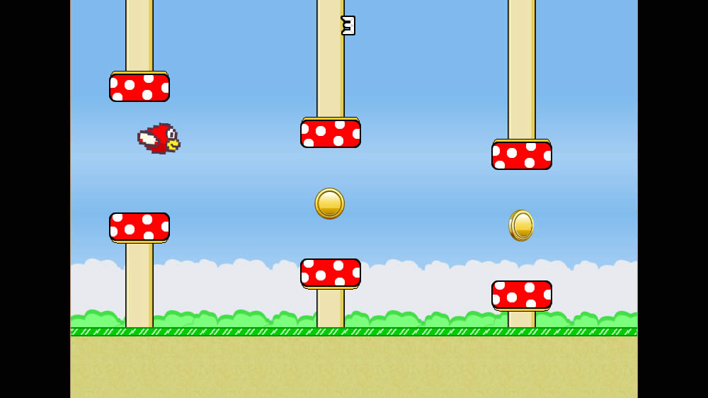 Image from Flappy Feathers