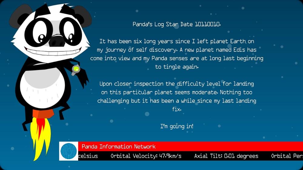 Imagen de Lunar Panda Deluxe