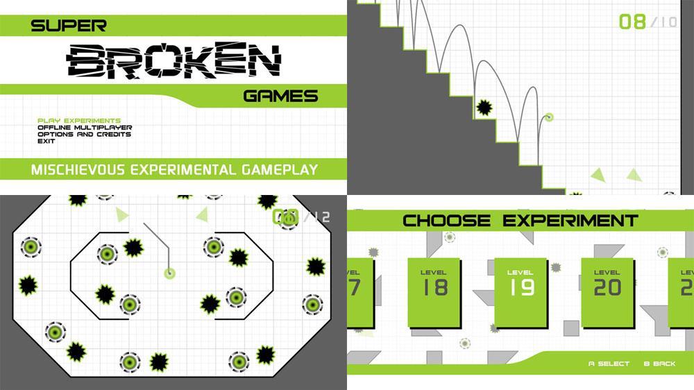 Imagen de Super Broken Games