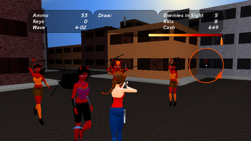 Image from Battle for Demon City