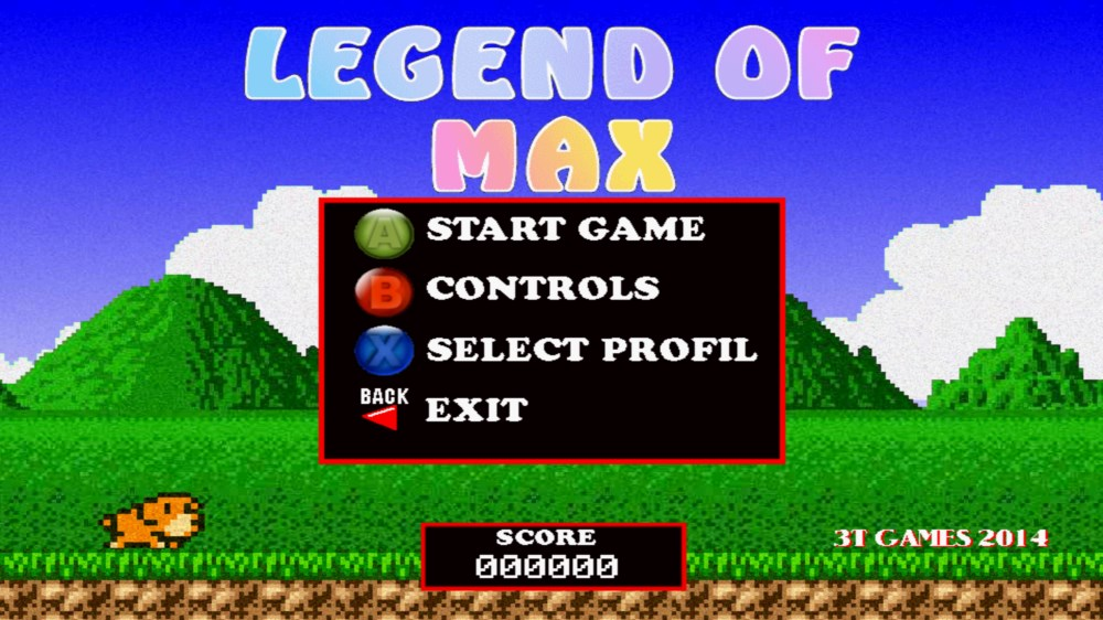 Image de Legend of Max