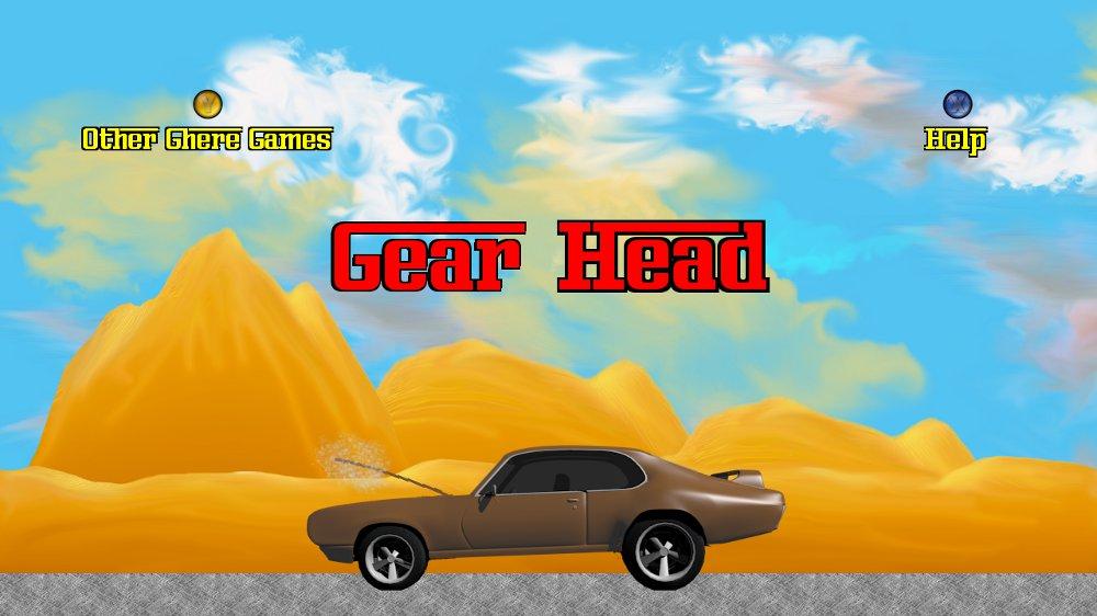 Imagen de Gear Head