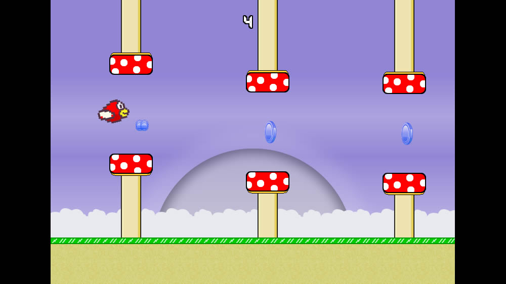 Image from Flappy Worlds