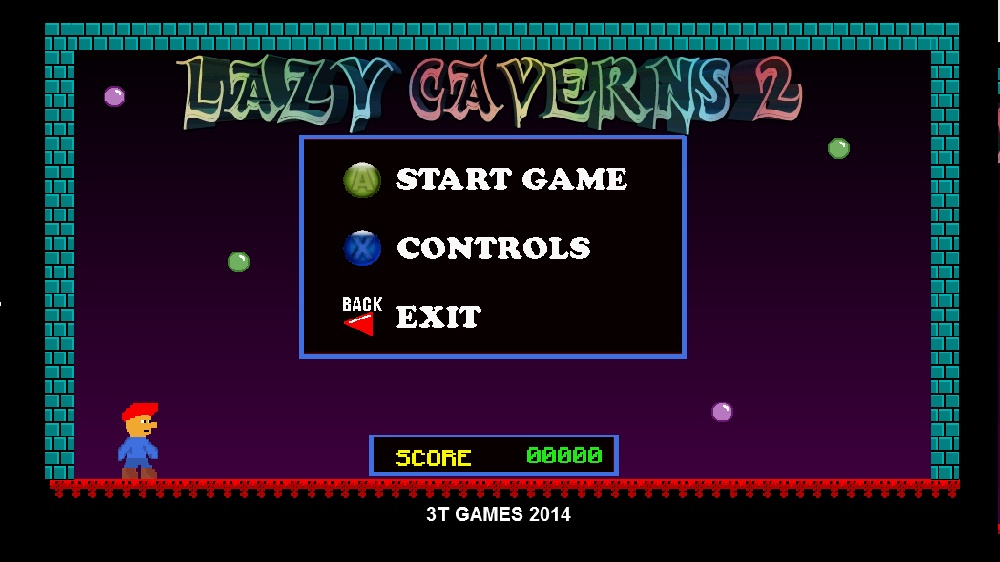 Image from Lazy Caverns 2