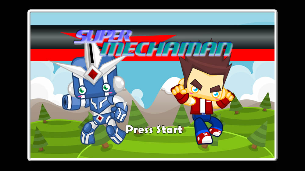 Image from Super MechaMan