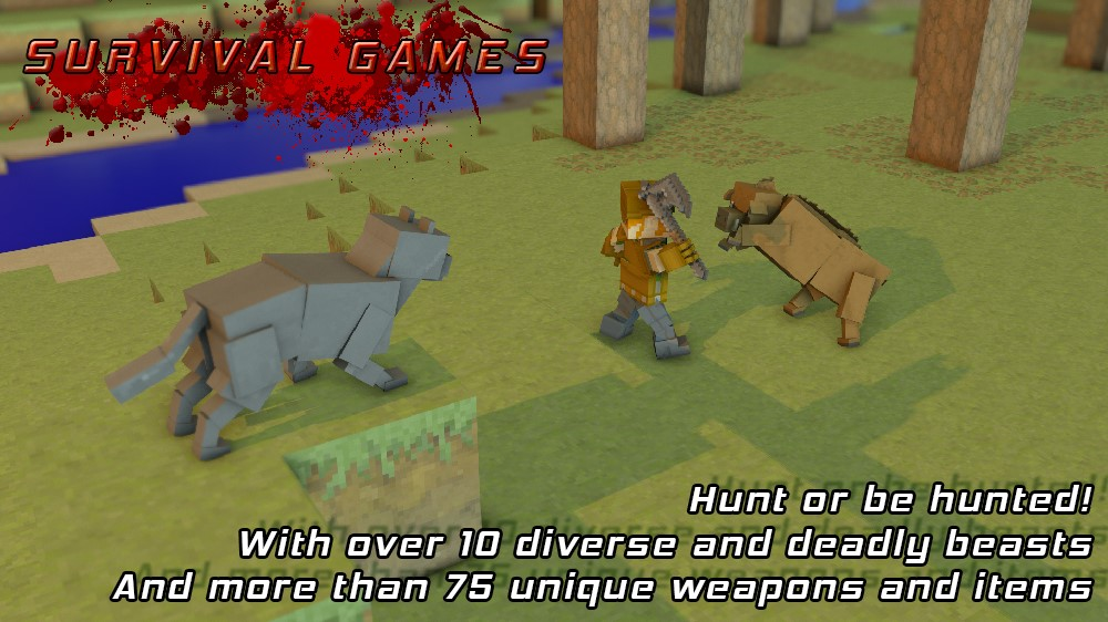 Image from Survival Games Season 1