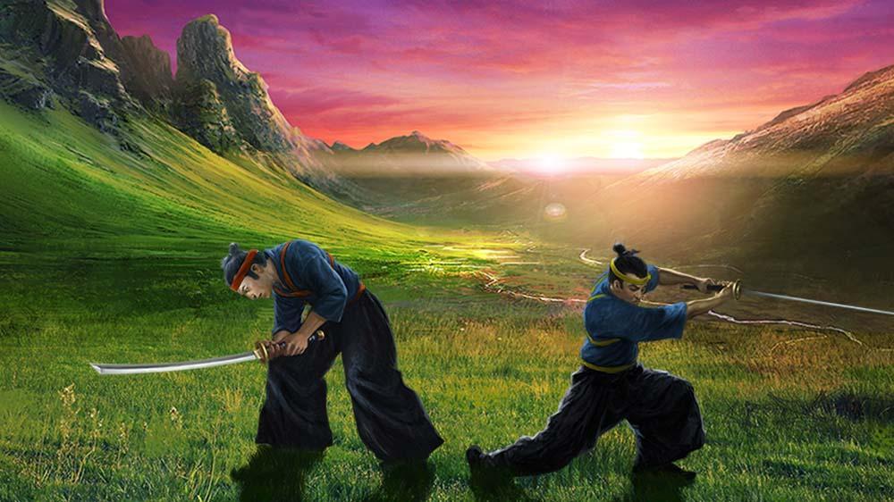 Image from Samurai Showdown
