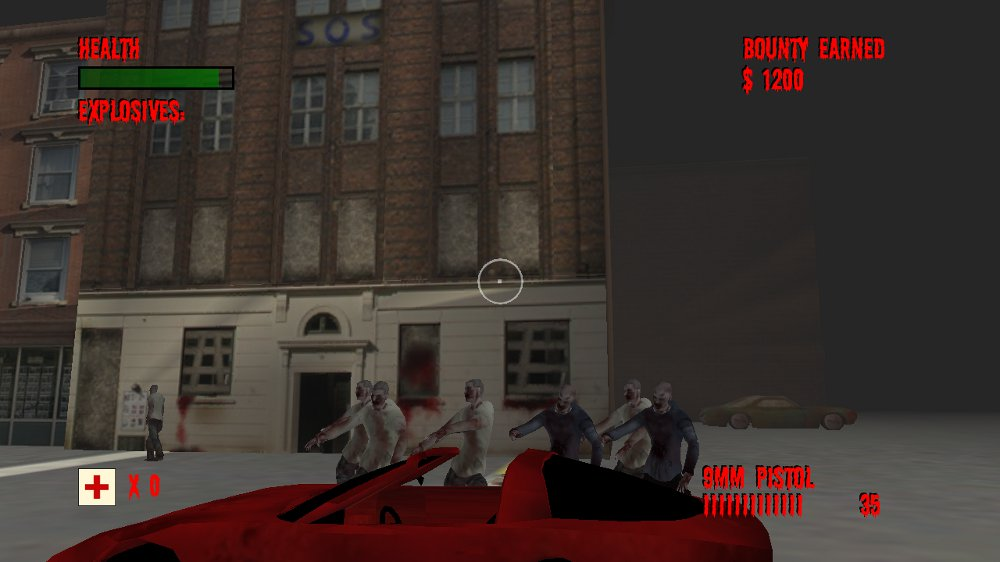 Image from Zombie Hunter IV