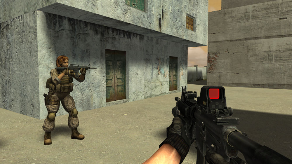 Image from Assault Ops: Warzone