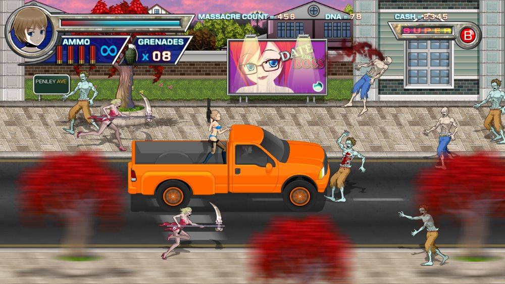 Image from Zombie Shotgun Massacre 3