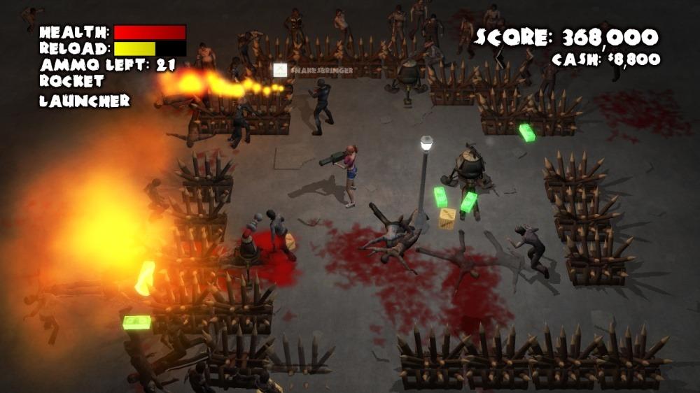 Imagen de Yet Another Zombie Defense 2